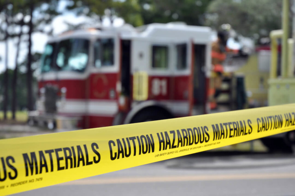 los angeles hazardous cleanup & asbestos abatement