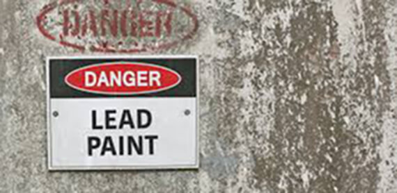 lead based paint danger