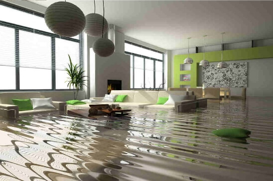 water damage clean up los angeles